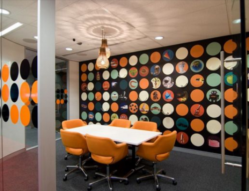 Creative Meeting Rooms